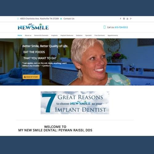 www.mynewsmiledental.com